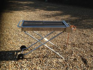 3ft Gas BBQ