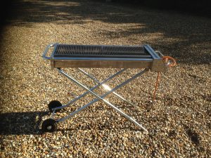 4ft Gas BBQ