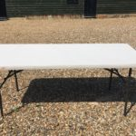 6ft Trestle Table